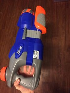 """NERF Super Soaker Water Gun """"MAX INFUSION HELIX"""""""
