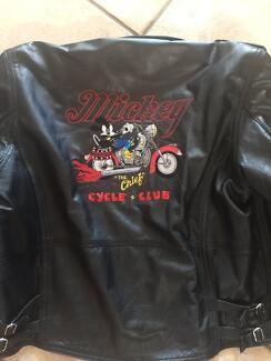 Disney Leather Jacket (Adult Size L)