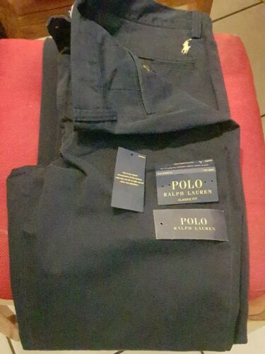 Pantalon chino ralph lauren w30 l34 classic fit