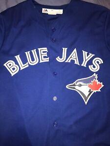MLB Toronto Blue Jays Kevin Pillar Jersey