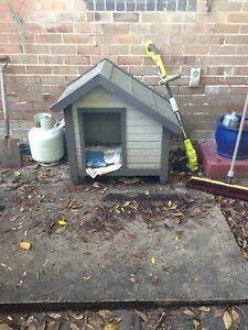 FREE dog kennel Drummoyne Canada Bay Area Preview