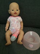 Baby Born Interactive doll Inglewood Stirling Area Preview