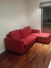 Red stylish SOFA Adelaide CBD Adelaide City Preview