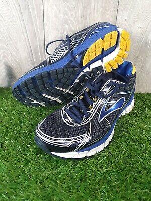 Brooks Defyance 9 Uk 10 Width D Blue Road Running Trainers
