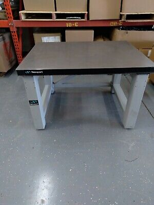 Newport Optical Air Vibration Isolation Table Vw-3646-opt-05  46 W X 36 D