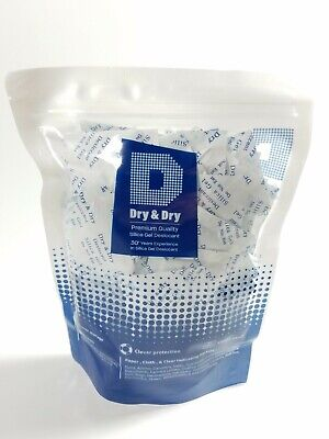 Reusable Silica Gel Desiccant Packets Dry Dry 100 Pack 2 Grams Each Fda Ap