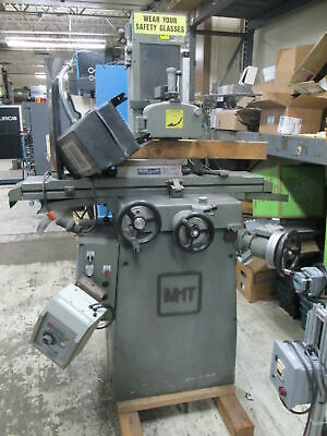 Mitsui High-tec Msg-200mh 220v 3ph 6x 12manual Feed Precision Surface Grinder