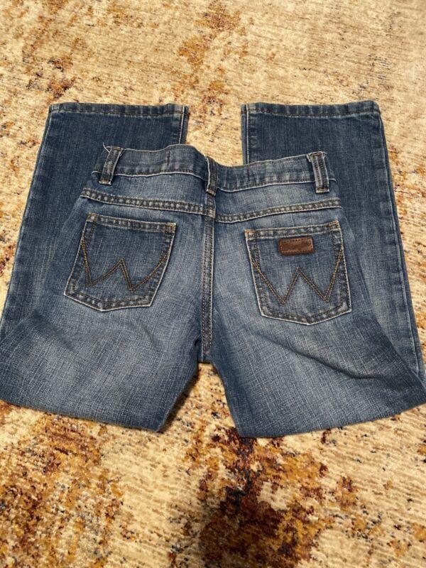 kids wrangler jeans