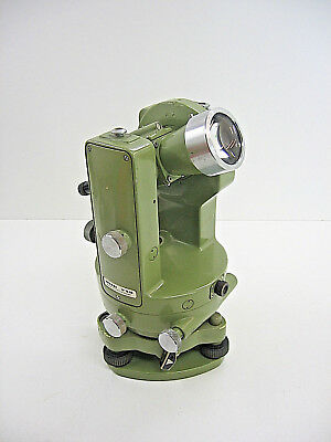Wildleica T16 70 Theodolite Transit For Surveying Handle Is Included
