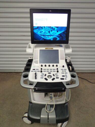 GE VIVID E9 Ultrasound System M5S Probe Color Roll