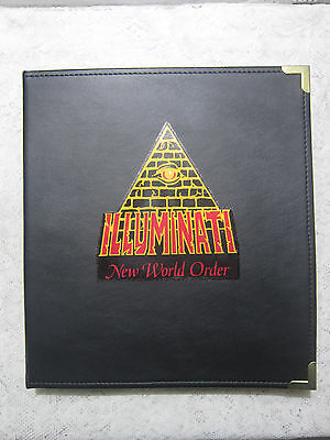 Unlimited Full Set All 409      Illuminati Inwo Card Game   New World Order