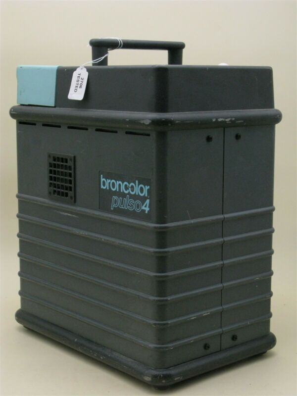 Brocolor Pulso 4 3200 w/s Power Pack TESTED