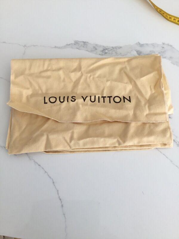 LV Dustbag Size 12x9