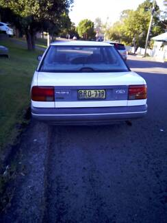 1990 Ford Falcon Sedan with manual conversion Killarney Vale Wyong Area Preview