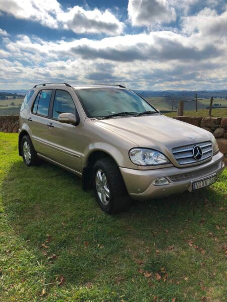 Awesome 2004 Mercedes Benz ML SUV   7 Seater | Cars, Vans U0026 Utes | Gumtree ...