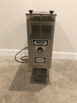 Bunn G92 Dual Hopper Coffee Grinder