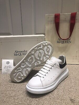 Alexander mqueen mens sneakers worn once size 44 everything original