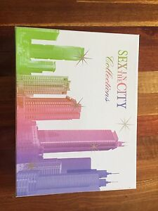 Sex and the city perfume box set Wynnum West Brisbane South East Preview