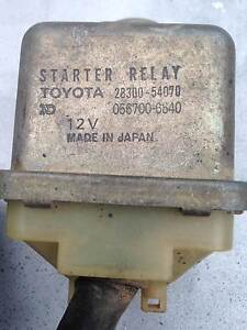 Landcruiser HJ47/Hilux 12V Starter Relay part # 28300-54070. Brinsmead Cairns City Preview