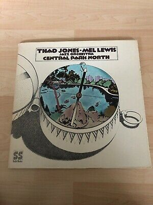 Thad Jones - Mel Lewis Orchestra, Central Park North, orig. FOC LP