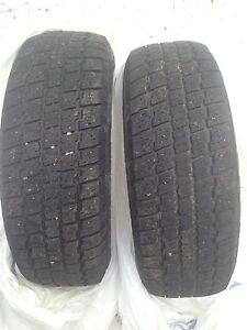 4 winter tires 196/65R15
