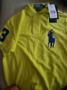 Brand new polo shirt and can't jumper  Surry Hills Inner Sydney Preview