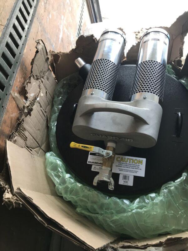 GUARDAIR N552BC Drum Vacuum, Standard 163 cfm