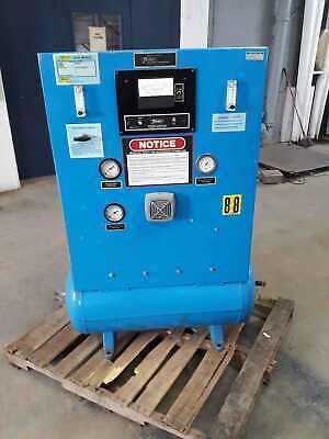 Thermco 8300hn80an170 0-20 Hydrogen In Nitrogen Gas Mixer 0-2000 Scfh