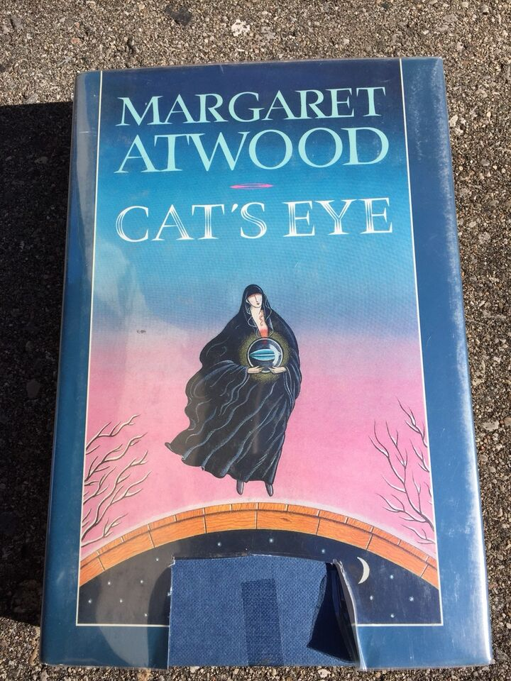 Cats Eye Hardcover By Margaret Atwood Fiction City Of Toronto