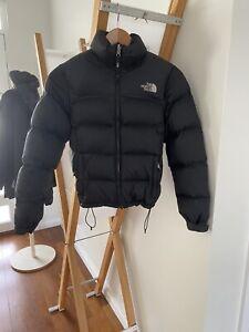 The North Face TNF GENUINE Women's Nuptse Jacket Black XS