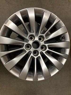 04715  OEM Aluminum Wheel 18x8.5 Fits 2014-2016 CTS Hyper Silver Oem Aluminum Wheel