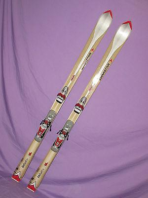 Dynastar Intuitiv 69L women's skis 167cm with LOOK NOVA 9 ski bindings SNOW!! ~~