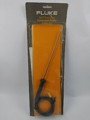 Fluke 80pk-2a Type K Thermocouple Immersion Probe