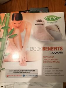 Conair hot/cold booties