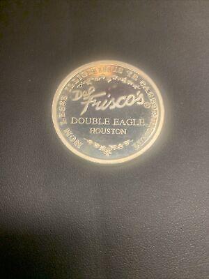 1994 Del Frisco's Double Eagle Houston 1oz .999 Silver Round