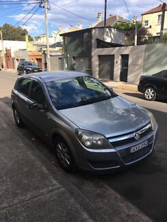2005 Holden Astra Hatchback NO EMAIL PLEASE CALL OR TEXT.