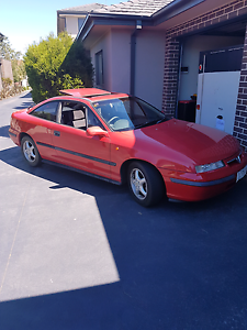 Holden Calibra Coupe V6 Manual Collectors Must Go! Chelsea Kingston Area Preview