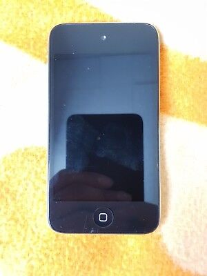 Apple iPod touch 4th Generation Black (8 GB) - Good Condition, Fast Dispatch!