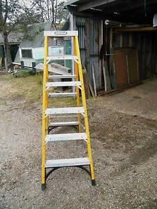 1.8 metre fibreglass step ladder Golden Valley Meander Valley Preview