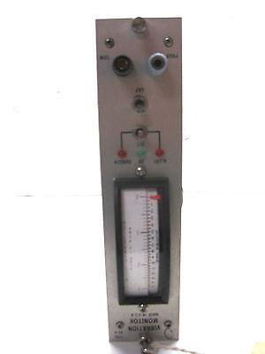 Used Bently Nevada 72200-02-02-01-01-01-11 Vibration Monitor 72200020201010111