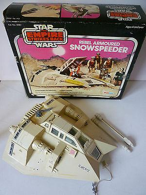 Recreate the rebellion with a snowspeeder