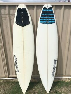 Surfboards 6'3 Boyd Purdy Yallingup surf co