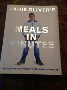 Meals in minutes by Jamie Oliver