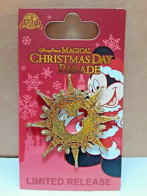 Disney Parks Pin - 2019 Magical Christmas Day Parade ()
