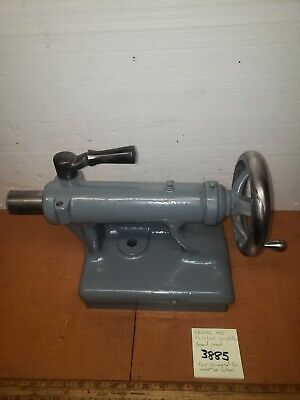 South Bend Lathe 14 12 Tailstock Complete 3mt