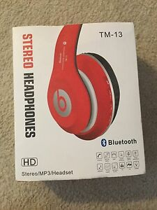 Beats stereo headphones(Bluetooth)