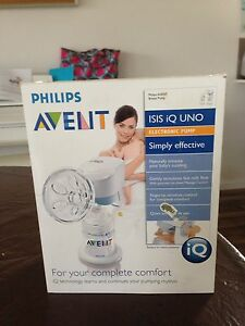 Avent breast pump Taperoo Port Adelaide Area Preview
