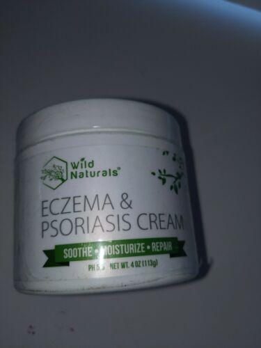 Wild Naturals Eczema & Psoriasis Cream | Dry Atopic Dermatit