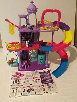 My Little Pony Princess Twilight Sparkle Friendship Rainbow Kingdom Playset