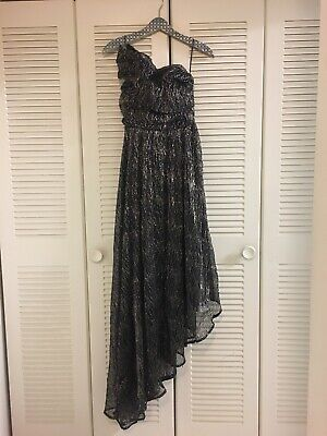 Fairy Queen Dress (NWT$399LA MAISON TALULAH Starcrossed Lover Gown Back&gold Fairy Queen)